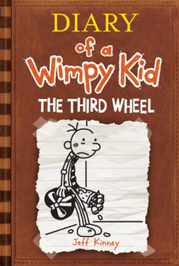 The Third Wheel - Diary of a Wimpy Kid ebook by Jeff Kinney
