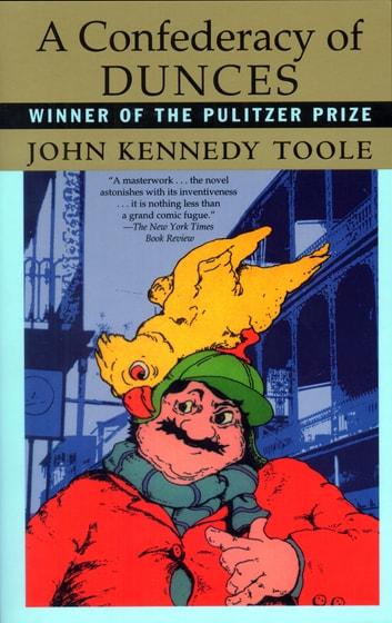 A Confederacy of Dunces ebook by John Kennedy Toole