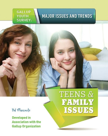 Teens & Family Issues ebook by Hal Marcovitz