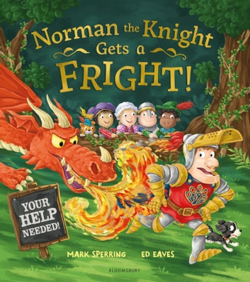 Norman the Knight Gets a Fright ebook by Mark Sperring