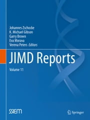 JIMD Reports - Volume 11 ebook by