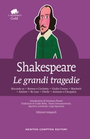 Le grandi tragedie ebook by William Shakespeare