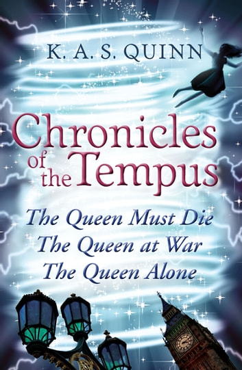 Chronicles of the Tempus ebook by K. A. S. Quinn