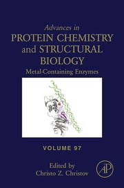 Metal-Containing Enzymes ebook by Christo Christov