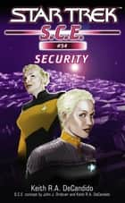 Star Trek: Security ebook by
