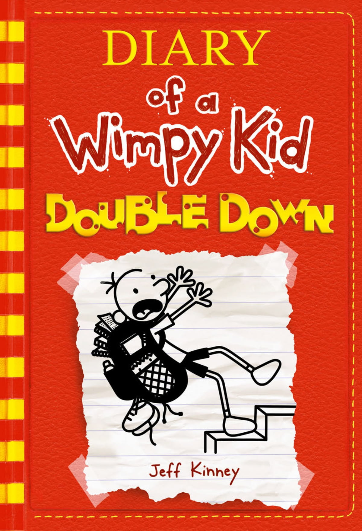 Double Down (Diary of a Wimpy Kid #11) eBook by Jeff Kinney | Rakuten Kobo