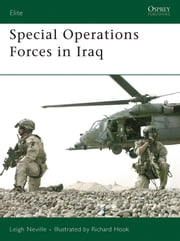 Special Operations Forces in Iraq ebook by Leigh Neville,Richard Hook