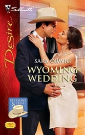 Wyoming Wedding ebook by Sara Orwig