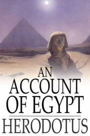 An Account of Egypt ebook by Herodotus,G. C. Macaulay