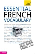 Essential French Vocabulary: Teach Yourself ebook by Noel Saint-Thomas
