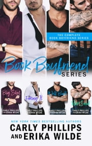 The Book Boyfriend Series - The Complete Collection ebook by Carly Phillips, Erika Wilde