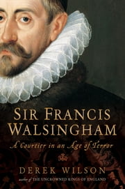 Sir Francis Walsingham - Courtier in an Age of Terror ebook by Mr Derek Wilson