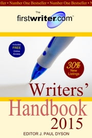 Writers' Handbook 2015 ebook by J. Paul Dyson