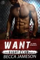 Want ebook by Becca Jameson