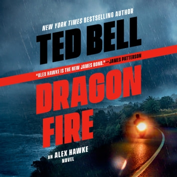 Dragonfire audiobook by Ted Bell