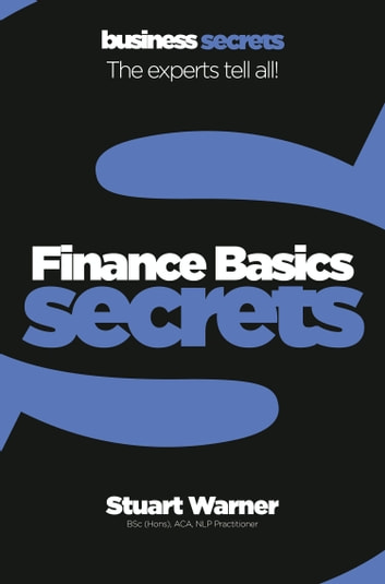 Finance Basics (Collins Business Secrets) ebook by Stuart Warner