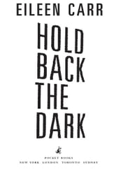 Hold Back the Dark ebook by Eileen Carr