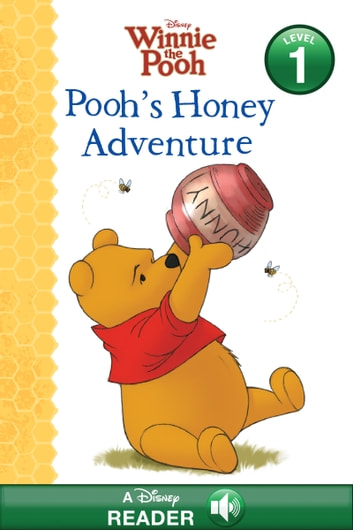Winnie the Pooh: Pooh's Honey Adventure ebook by Disney Press
