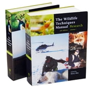 The Wildlife Techniques Manual - Volume 1: Research. Volume 2: Management 2-vol. set ebook by Nova J. Silvy