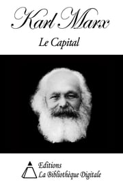 Le Capital ebook by Karl Marx