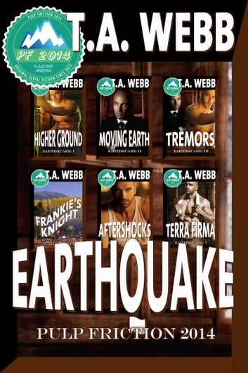 Earthquake Pulp Friction 2014 Ebook By Ta Webb 9781311550224