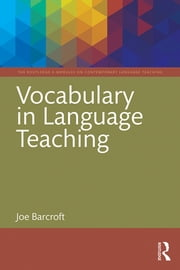 Vocabulary in Language Teaching ebook by Joe Barcroft