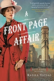 A Front Page Affair ebook by Radha Vatsal
