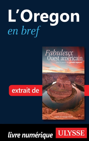 L Oregon en bref ebook by Collectif