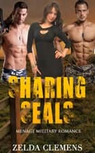Sharing Seals: Menage Military Romance ebook by