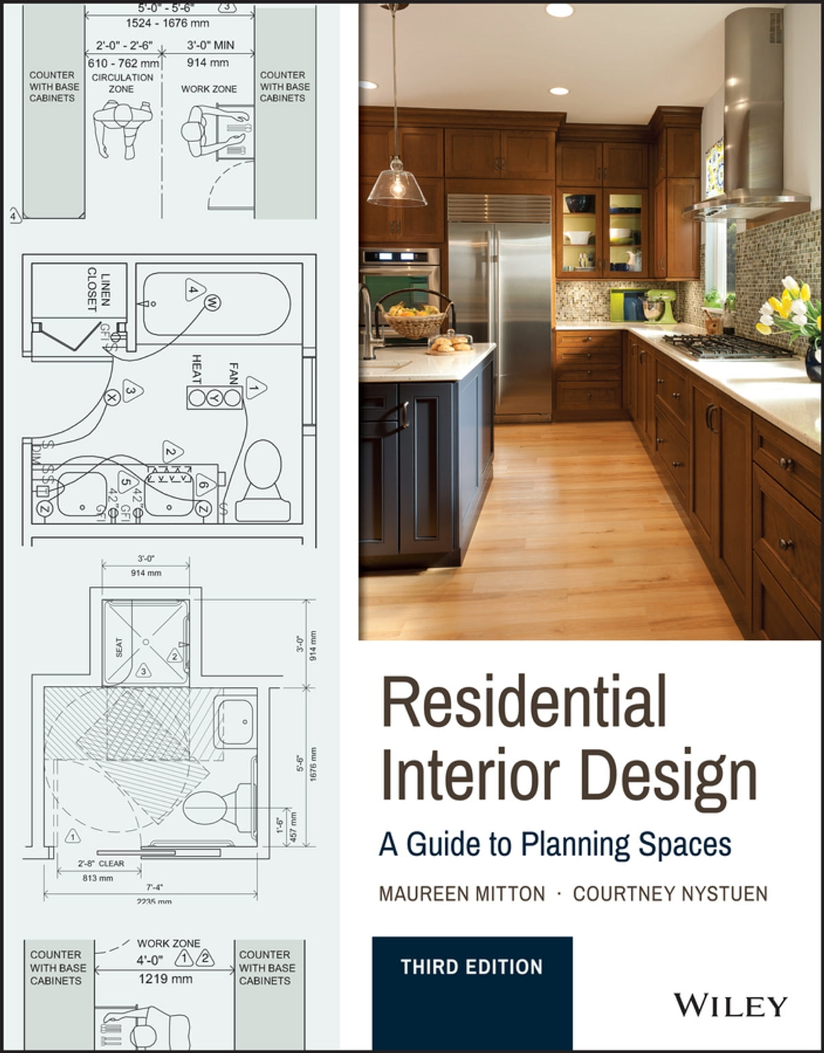 Residential Interior Design eBook by Maureen Mitton - 9781119014072 ...