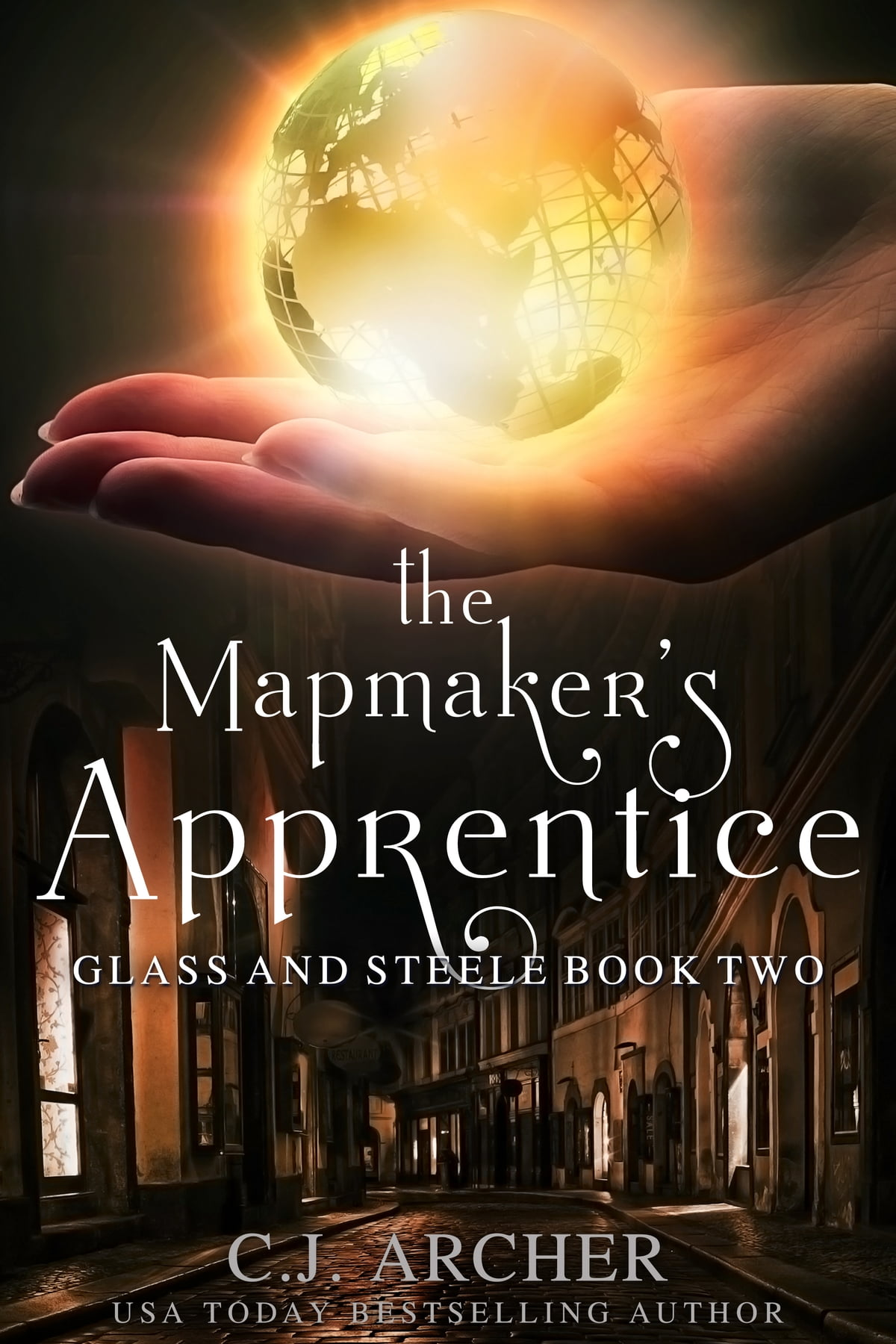 The Mapmaker's Apprentice Ebook By Cj Archer  1230001288193  Rakuten  Kobo
