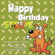 HAPPY BIRTHDAY STRIPE ebook by Ann Jones Crabbe