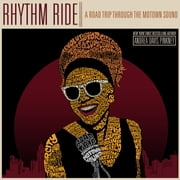 Rhythm Ride - A Road Trip Through the Motown Sound ebook by Andrea Davis Pinkney