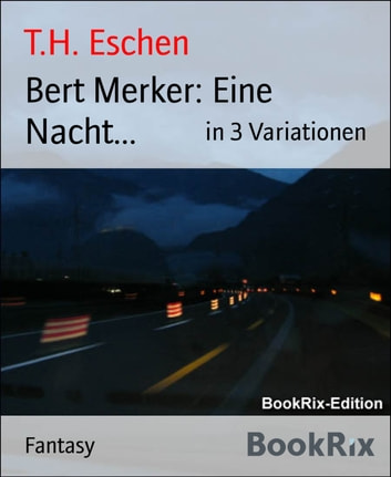 Bert Merker: Eine Nacht... - in 3 Variationen ebook by T.H. Eschen