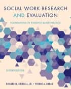 Social Work Research and Evaluation - Foundations of Evidence-Based Practice ebook by Richard M. Grinnell, Jr, Yvonne A. Unrau