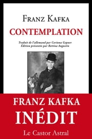 Contemplation ebook by Franz Kafka