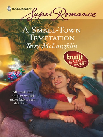 A Small-Town Temptation ebook by Terry McLaughlin