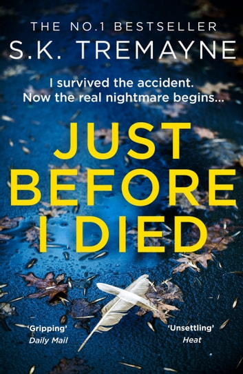 Just Before I Died ebook by S. K. Tremayne