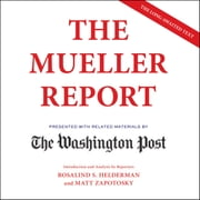 The Mueller Report audiobook by The Washington Post