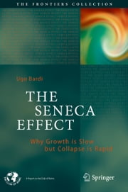 The Seneca Effect - Why Growth is Slow but Collapse is Rapid ebook by Ugo Bardi