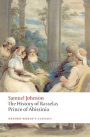 The History of Rasselas, Prince of Abissinia ebook by Samuel Johnson,Thomas Keymer