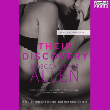 Their Discovery - Legally Bound, Book Three audiobook by Rebecca Grace Allen