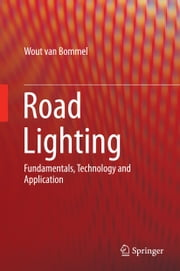 Road Lighting - Fundamentals, Technology and Application ebook by Wout van Bommel