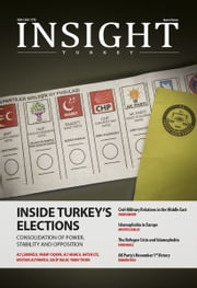 Insight Turkey 2015 - Fall 2015 (Vol. 17, No. 4) ekitaplar by Kolektif