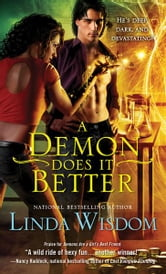 A Demon Does It Better ebook by Linda Wisdom