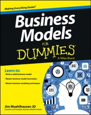 Business Models For Dummies ebook by Jim Muehlhausen