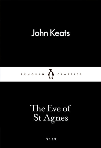The Eve of St Agnes ebook by John Keats