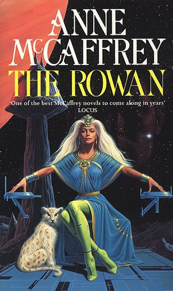 The Rowan eBook by Anne McCaffrey