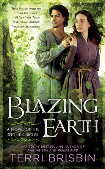 Blazing Earth eBook by Terri Brisbin