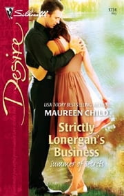 Strictly Lonergan's Business ebook by Maureen Child